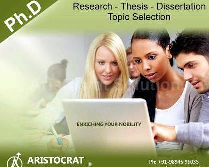 Phd thesis writers hyderabad