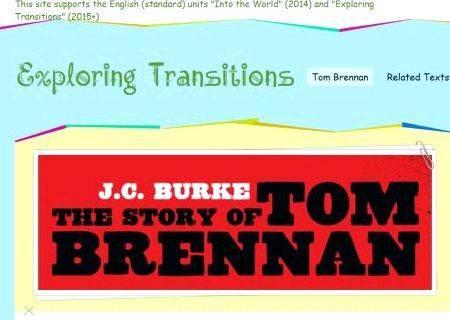 tom brennan speech into the world