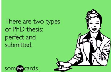 Types of phd dissertations the ses You should not make