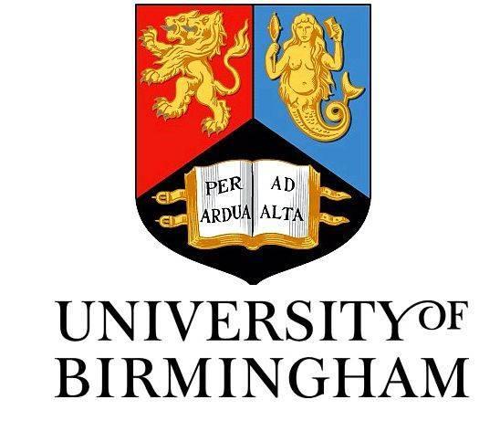 university of birmingham presenting your thesis