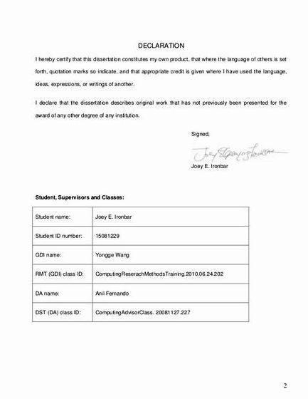 guidelines in writing a thesis manuscript