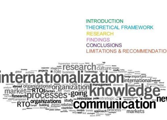 Dissertation On Internal Communication