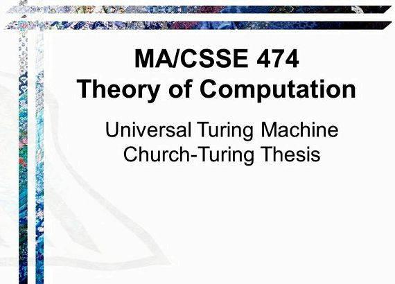 church turing thesis quantum