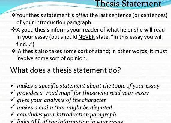 define thesis statement literary term A solid thesis statement will always be the heart of your essay -- learn how to write an effective thesis statement with these tips and examples.