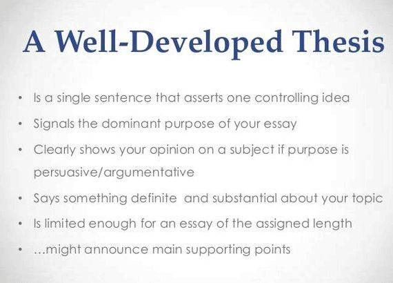 conducting a thesis statement Critical thesis statement examples of thesis statement for an critical essay this covering is a need, a necessity that is dictated by the norms of social conduct.