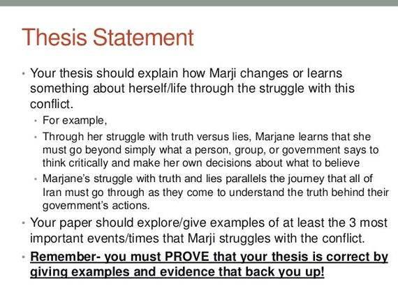 three pronged parallel thesis Helpful essay examples for school each paragraph will then support one part of the thesis thus, this type of thesis is called a three prong thesis.