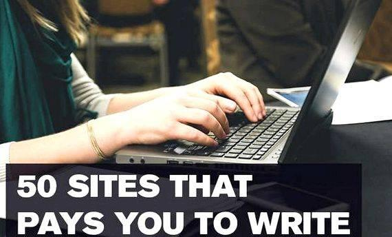 Writing articles for online publications that pay Related to Your