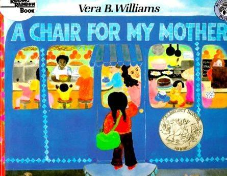 A chair for my mother writing activities Surprise Sample Resource                 Hopefully you