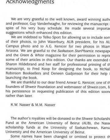 Acknowledgement for thesis writing