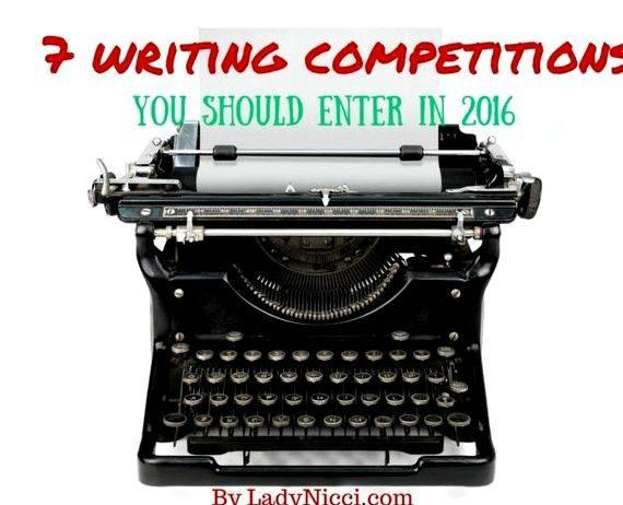 Article writing competition online de from entrants, whether winners