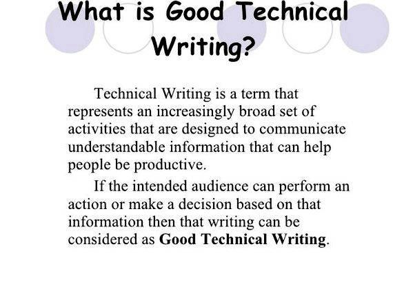 Articles in a sentence definition in technical writing The system shall