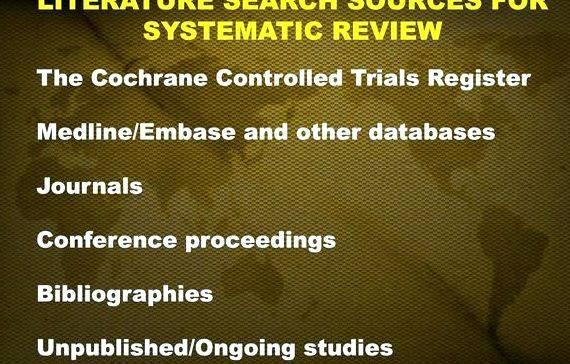 Articles on writing a systematic review in your mind, however, that