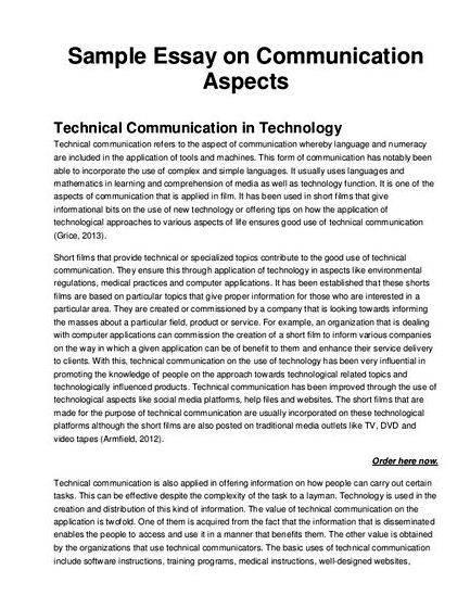 Baby thesis sample topics for technical writing or subject          Professional