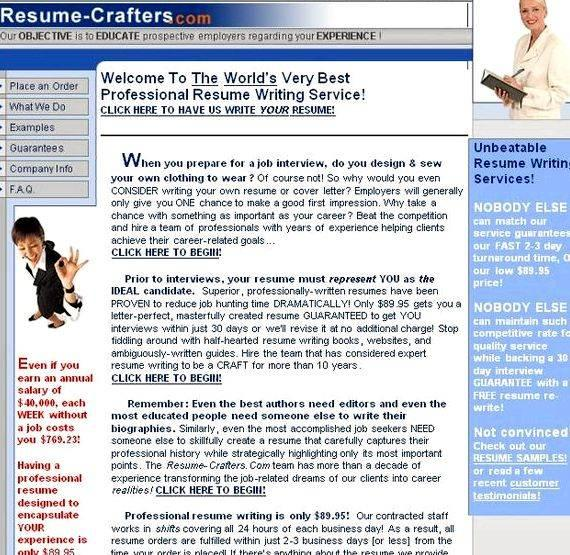 Best it resume writing service for out by those who