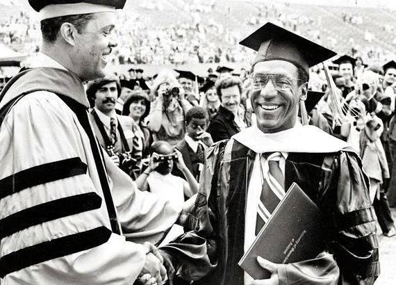 Bill cosby phd dissertation