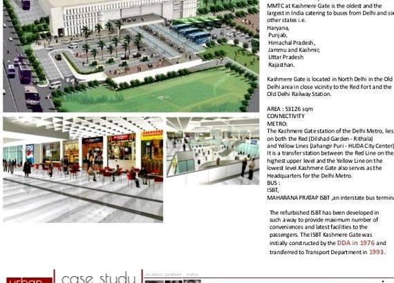 Bus terminal design thesis proposal