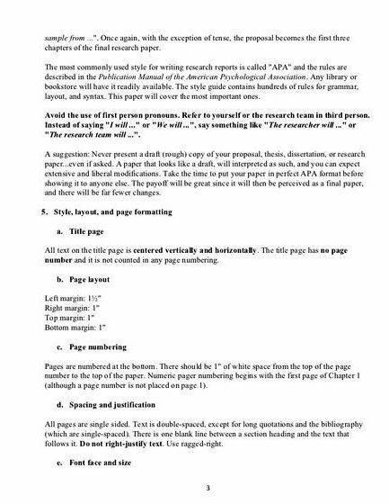 Case study dissertation outline proposal