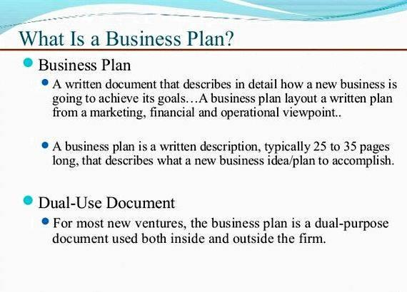 Chapter 4 writing a business plan ppt 2012 Pearson Education