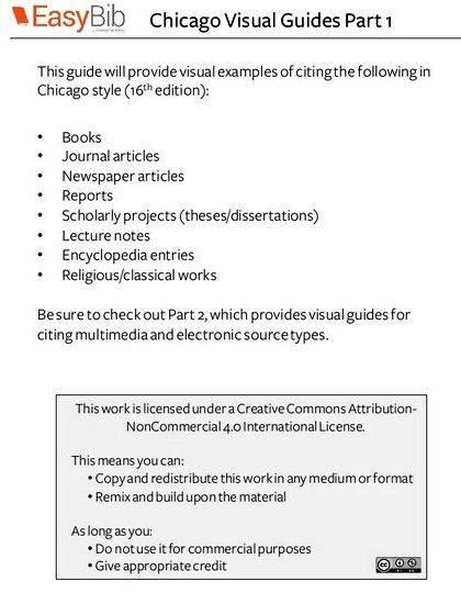 How to Cite a Thesis/Dissertation in Chicago/Turabian - EasyBib Blog