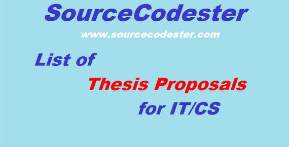 Computer aided instruction system thesis proposal thesis sample, or
