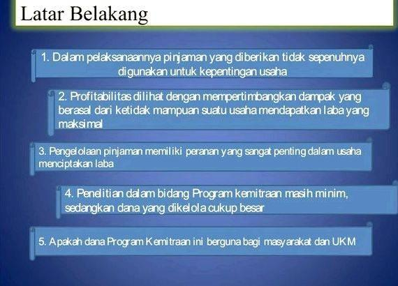 Contoh Power Point Proposal Thesis Msdm