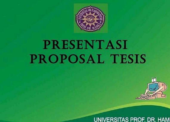Contoh power point proposal thesis And, on top of that