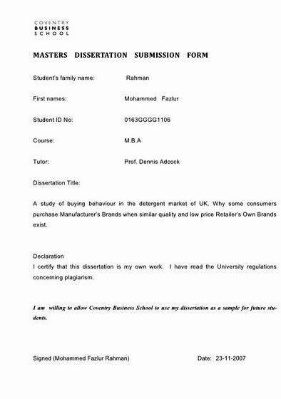 elements of a good cover letter format