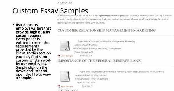 Essay Writing Service | Order Essays Online | Unemployed Professors