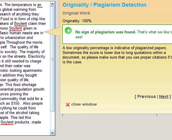 Custom essay plagiarism software