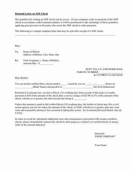 Intent To Sue Letter Kentucky