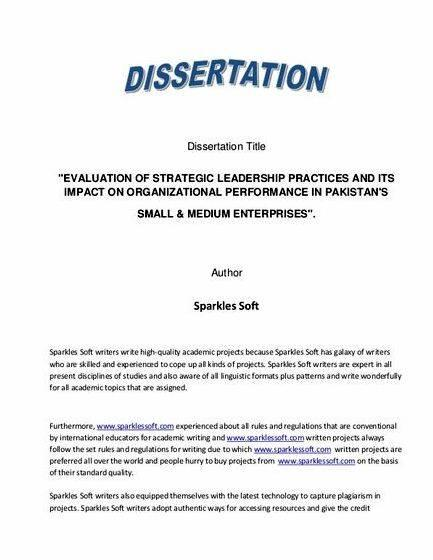 Marketing Dissertation Topics and Titles | Research Prospect