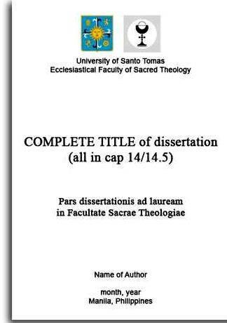 Digital phd thesis