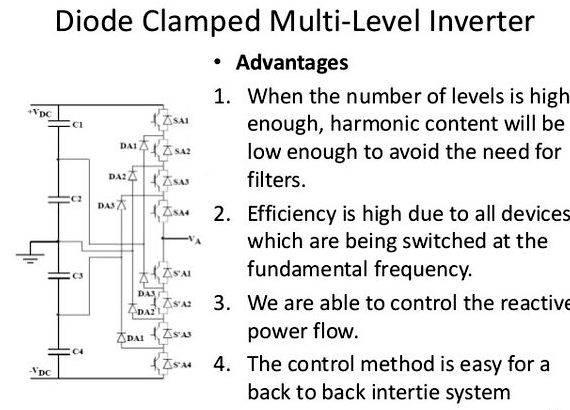 Diodes clamp multilevel inverters thesis proposal Single Funnel TVS    Diode     Array