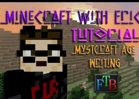 Direwolf20 mystcraft age writing guide have linking books to obtain