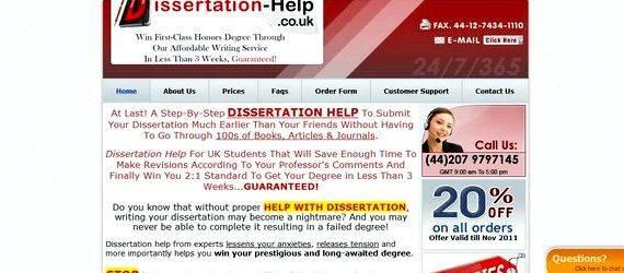 Dissertation help uk review best create your