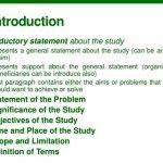 Dissertation introduction chapter outline writing