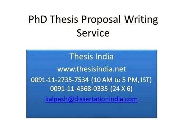 Dissertation presentation help