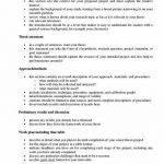 Dissertation proposal sample master plan