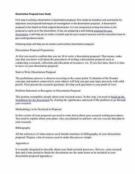 Dissertation proposal topics marketing concept network marketing