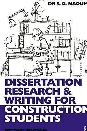 Help with dissertation writing for construction students free pdf