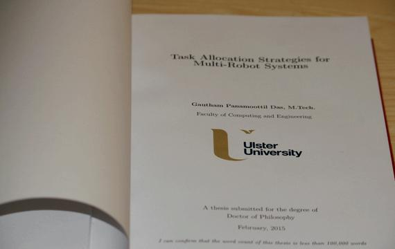Dissertation university maryland