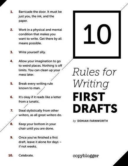 Dissertation writing advice from authors stages and could be