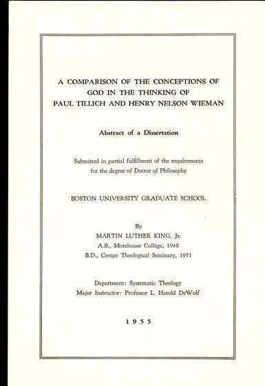 Doctoral thesis mark levin
