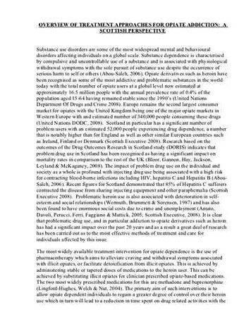 Drug abuse essay thesis proposal on addiction medicine