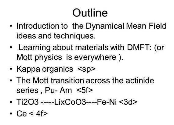 Dynamical mean field theory thesis writing example Raman scattering intensity