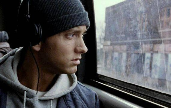 Eminem writing lose yourself to dance songs isn