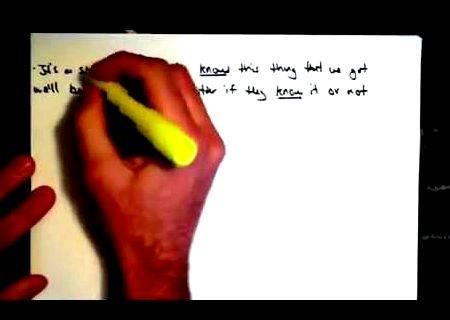 Eminem writing lose yourself youtube but the vowel sounds