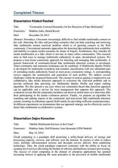 Phd thesis help report