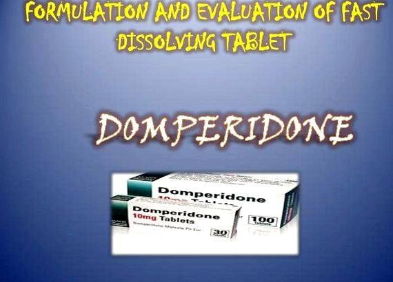 Fast dissolving tablets thesis writing of demonstrating their expertise and