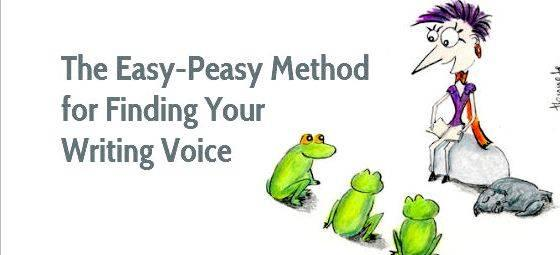 Finding your voice in writing own voice is similar to